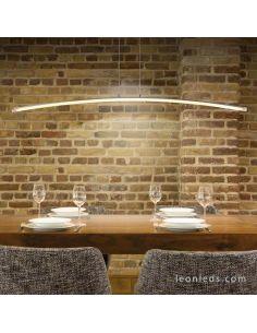 Lámpara de techo LED 28W Hemisferic 4080 de Mantra Iluminación | LeonLeds Iluminación