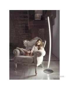 Lámpara de pie LED Hemisferic 20W 4086