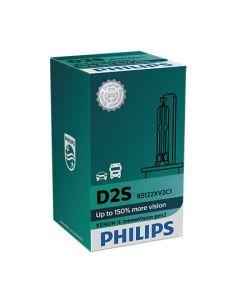 Bombillas D2S Philips XtremVision Gen2 85122XV2C1