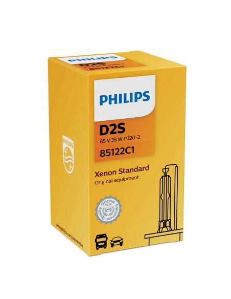 Bombilla D2S Philips Visión 85122VI | LeonLeds Iluminación