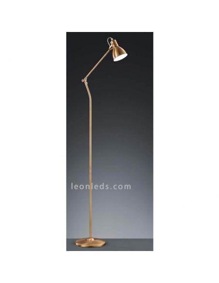 Lámpara de pie Bronce Viejo Jasper | Trio Lighting