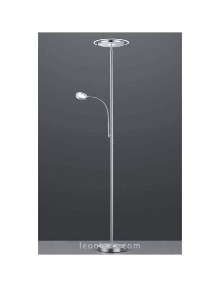 Lámpara de pie LED con lector Ackbar | LeonLeds Iluminación