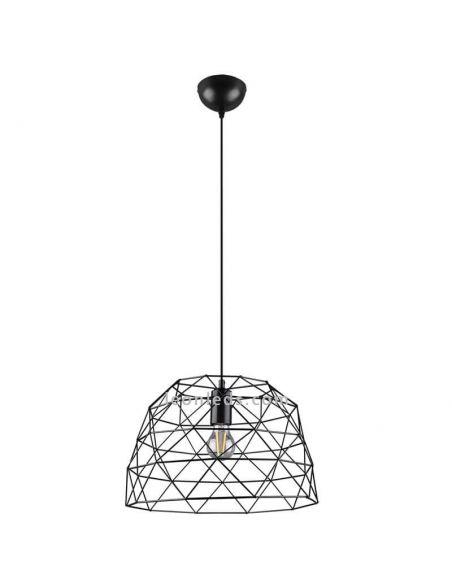 Lámpara de techo varillas grande Haval de Trio Lighting | LeonLeds Iluminación