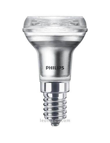 Bombilla LED E14 R39 CorePro 1,8W Philips | LeonLeds Iluminación