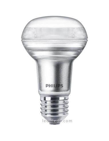 Bombilla LED Philips R63 con rosca E27 3W Reemplazo 40W CorePro LEDspot MV Philips 81179500 | LeonLeds Iluminación