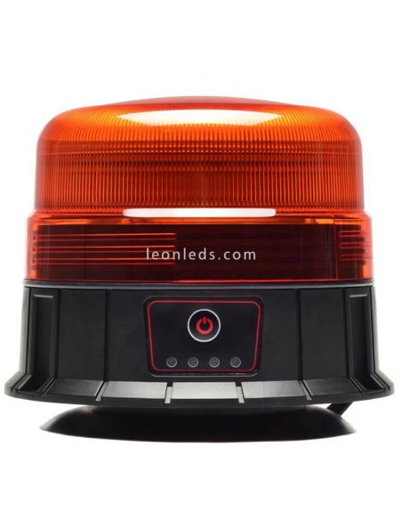 Rotativo LED recargable Homologado NR65 TA1