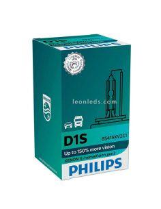 Bombillas D1S Philips XtremVision Gen2 | LeonLeds.com
