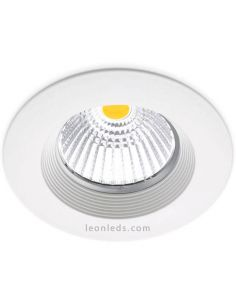 Aro empotrable Dot FIT LED ArkosLight Blanco | LeonLeds Iluminación
