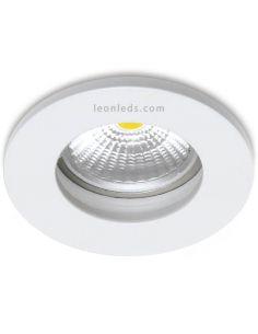 Empotrable LED redondo estanco Transparente Bath Blanco ArkosLight   LeonLeds Iluminación