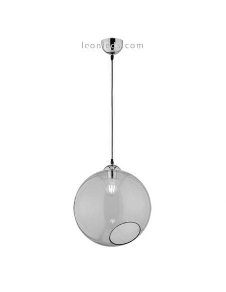 Lámpara de techo bola de cristal Clooney de Trio Lighting | LeonLeds Iluminación
