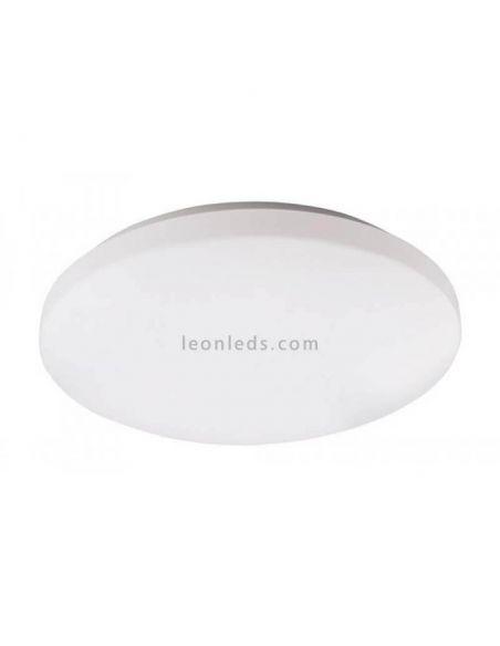 Plafón LED redondo con mando a distancia 40W Zero Smart 5948 Mantra Iluminación | LeonLeds Iluminación
