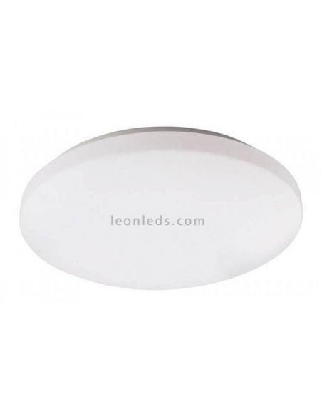 Plafon led 60w con mando a distancia redondo Zero Smart | LeonLeds Iluminación