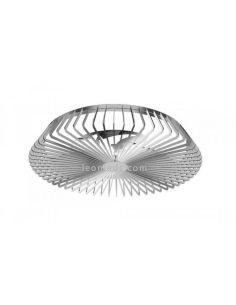 Ventilador de techo LED Plata Himalaya 7122 Mantra | LeonLeds Iluminación