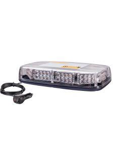 Mini Puente LED magnetico Ambar con conector de mechero NR65 TA1 Agropar | LeonLeds Iluminación