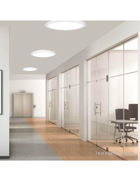 Plafón LED 56W Edge Smart 5950 Mantra Lighting | LeonLeds Iluminación