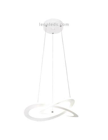 Lámpara de techo LED Planet 40W 7150 Mantra | LeonLeds Iluminación