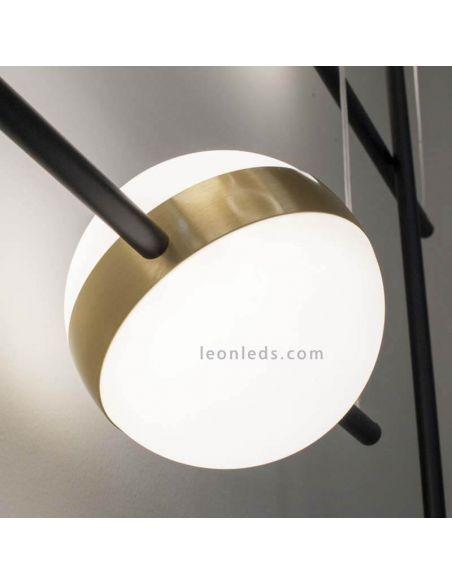Detalle Lámpara LED Cuba de Mantra   LeonLeds Iluminación