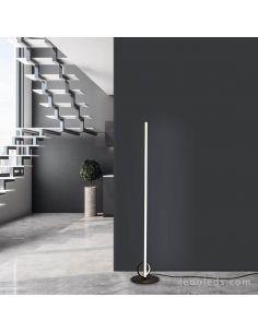 Lámpara de pie LED KiteSurf moderna 24W Mantra 7196 7146 | LeonLeds Iluminación