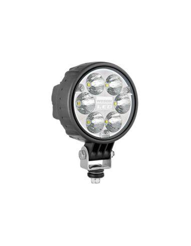 Faro LED Largo Alcance Homologado 4x4 Wesem   LeonLeds Iluminación