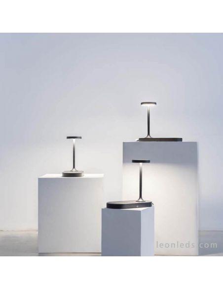 Lámpara de mesa LED con carga inalambrica 7291 | LeonLeds Iluminación