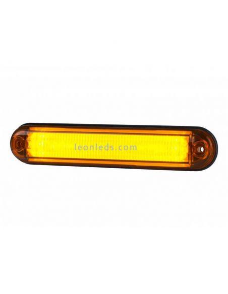 Piloto LED Galibo Ambar para el lateral Hopol | LeonLeds Iluminación