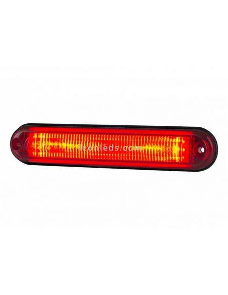 Piloto LED Galibo rojo para la parte trasera Hopol | LeonLeds Iluminación