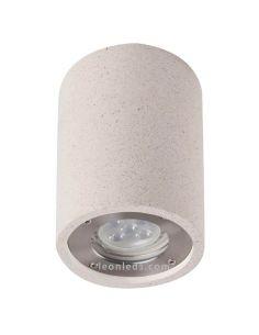 Plafón exterior redondo blanco Levi 7184 Mantra | LeonLeds Iluminación