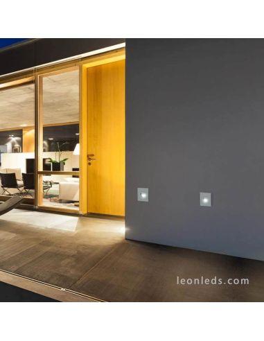 Empotrable LED de señalización exterior Aspen Mantra | LeonLeds Iluminación