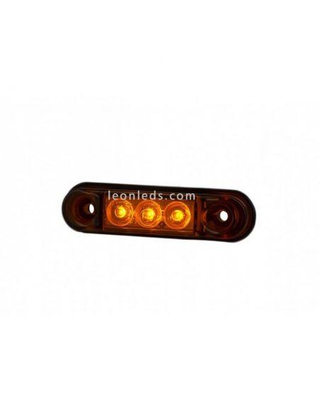 Piloto LED Ambar LD2439 Horpol | LeonLeds Iluminación