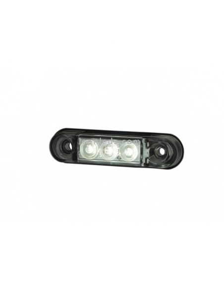 Piloto LED blanco LD2438 Horpol | LeonLeds Iluminación