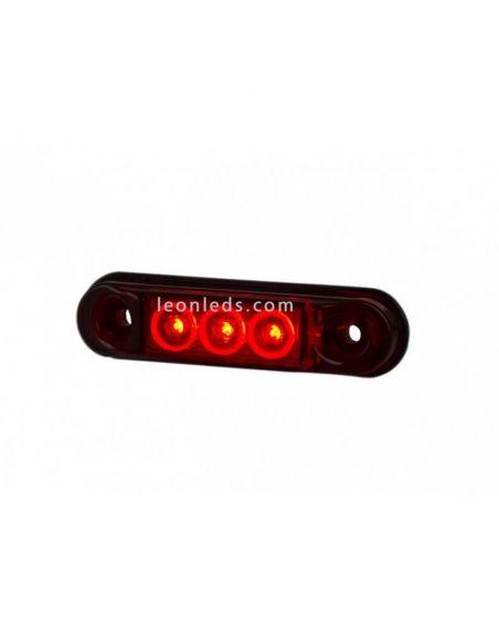 Piloto LED rojo LD2440 Horpol | LeonLeds Iluminación