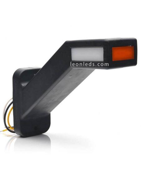 Cuerno LED largo con intermitente W168 categoría 5 | LeonLeds Iluminación