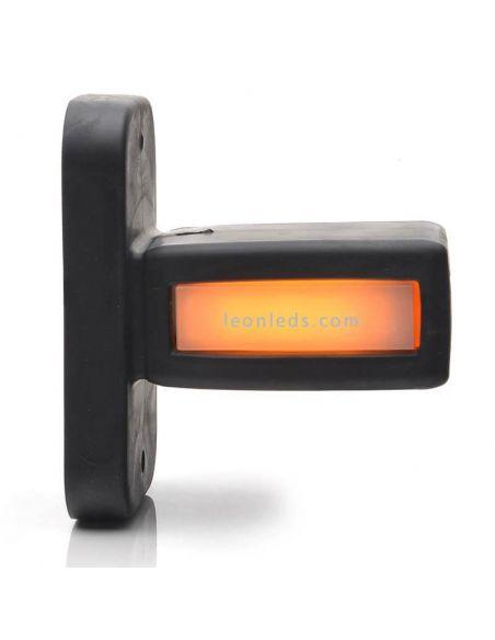 Cuerno LED corto con intermitente W168 categoria 5 | LeonLeds
