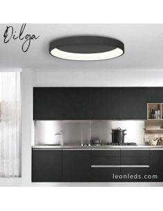 Plafón LED Grande Dilga con Smart Life Tuya ACB Iluminación | LeonLeds Iluminación