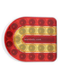 Repuesto de Piloto LED trasero Connix LED Derecho S.143235 | LeonLeds Iluminación