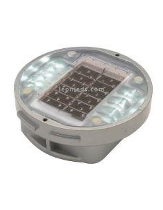 Baliza LED solar de señalización vial Mitra Cristher Lighting | LeonLeds Iluminación