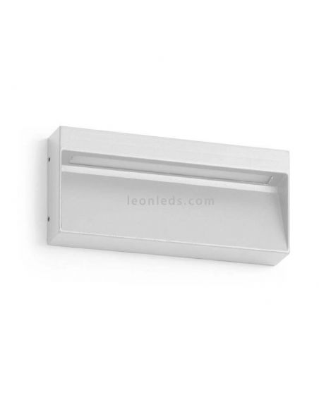 Aplique LED exterior blanco 7W 3 Colores Abar | Dopo Lighting