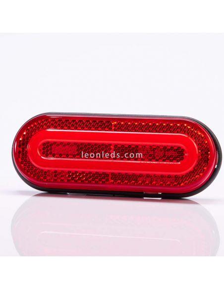 Fristom FT-072 C rojo Neon | LeonLeds Iluminación