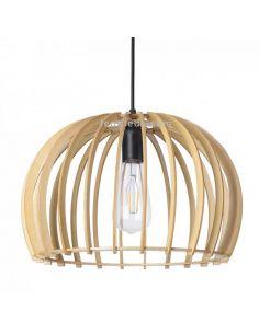 Lámpara colgante de madera Arce | LeonLeds