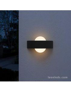 Aplique LED exterior Belt Round 11W 3000K LedVance | LeonLeds Iluminación