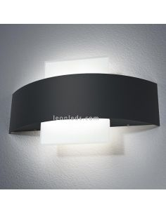 Aplique LED Belt Square de exterior 11W 3000K LedVance | LeonLeds Iluminación