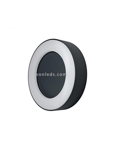 Aplique LED exterior redondo gris oscuro Surface Round LedVance   LeonLeds