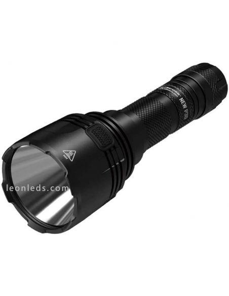 Linterna de Mano Nitecore New P30 Largo Alcance Nitecore | LeonLeds Iluminación
