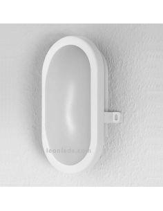 Aplique LED exterior ojo de buey Blanco Bulkhead LedVance | LeonLeds Iluminación