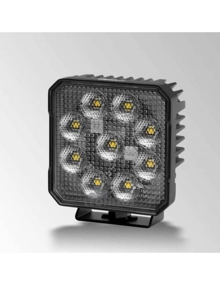 Faro de Trabajo LED cuadrado Hella Value Fit TS3000 3000Lm | LeonLeds