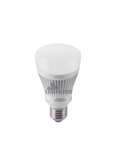 Bombilla LED WiZ luz blanca con conexión WiFi E27 11,5W Trio Lighting   León Leds Iluminación
