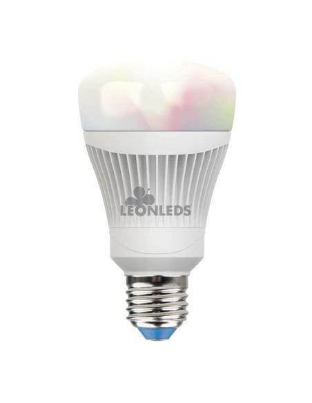 Bombilla LED WiZ color luz regulablo con conexión WiFi E27 11,5W Trio Lighting   León Leds Iluminación