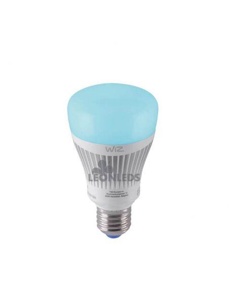 Bombilla LED WiZ con diferentes tonos de luz conexión WiFi E27 11,5W Trio Lighting   León Leds Iluminación
