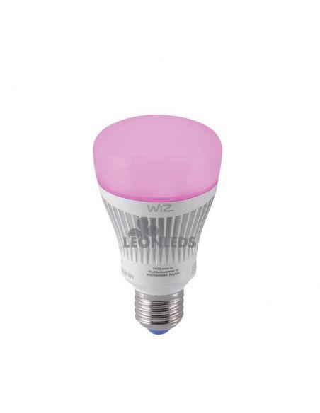Bombilla LED WiZ con diferentes tonos de luz inteligente regulable conexión WiFi E27 11,5W Trio Lighting   León Leds Iluminación