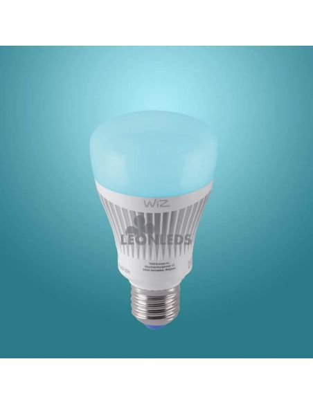 Bombilla LED WiZ regulable inteligente App y control de voz conexión WiFi E27 11,5W Trio Lighting   León Leds Iluminación